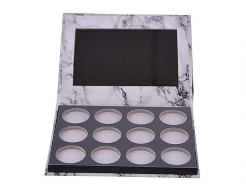 12-Color Empty Eyeshadow Palette