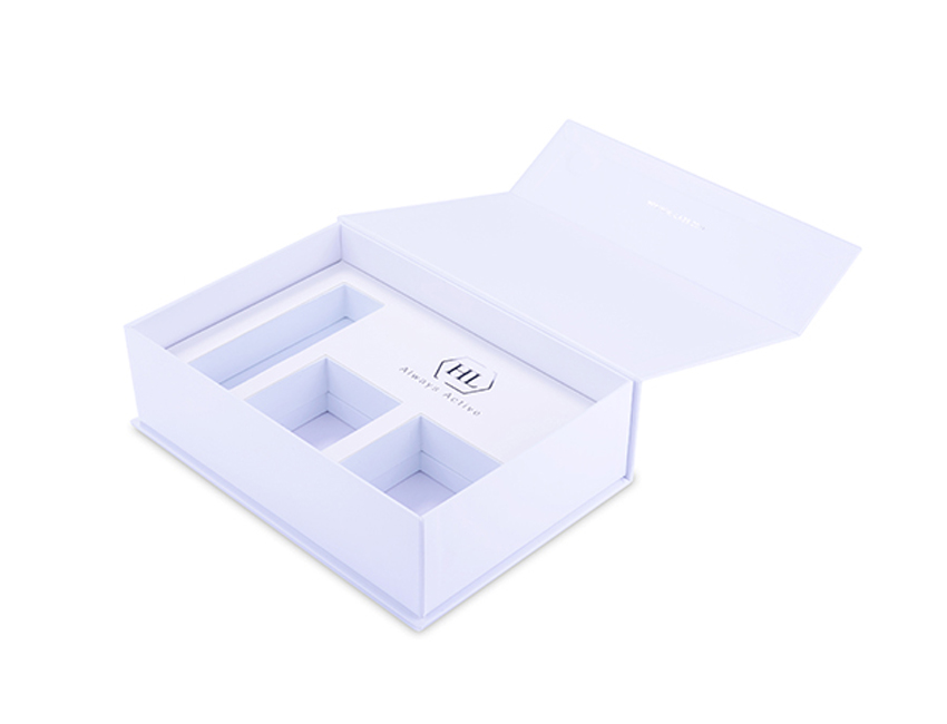 White Rigid Paper Box