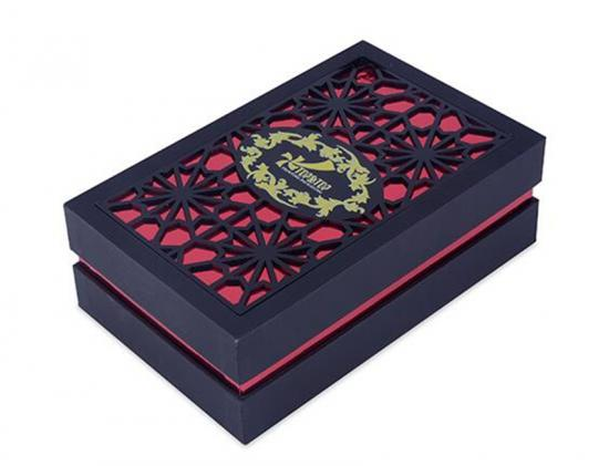 High End  Rigid Paper Box