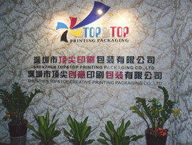 shenzhen top & top printing packaging co., ltd